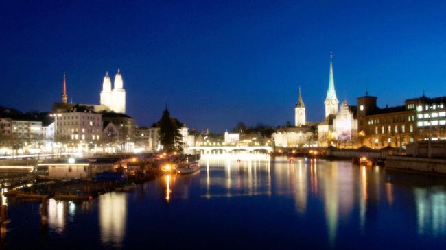 Dünyanın En Pahalı Şehirleri 6 Zürih