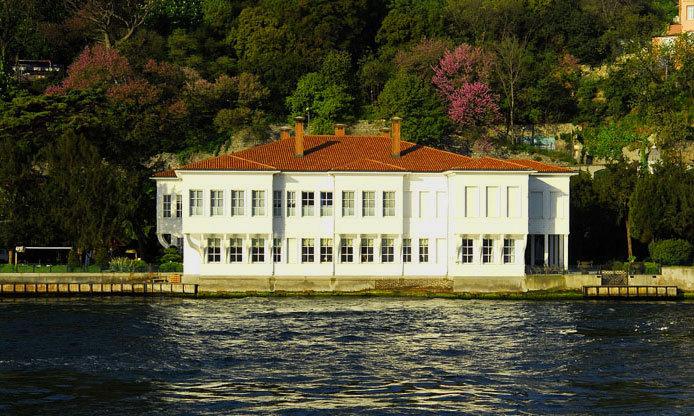 İstanbul'un En Pahalı Yalıları - Ahmet Fethi Paşa Yalısı