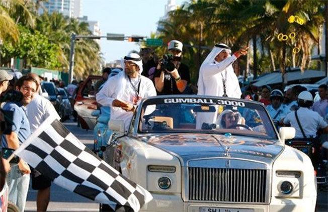 Dünyanın En Lüks Otomobilleri Tek Yarışta - Gumball 3000 - 1