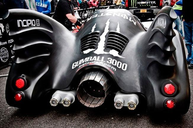 Dünyanın En Lüks Otomobilleri Tek Yarışta - Gumball 3000 - 3