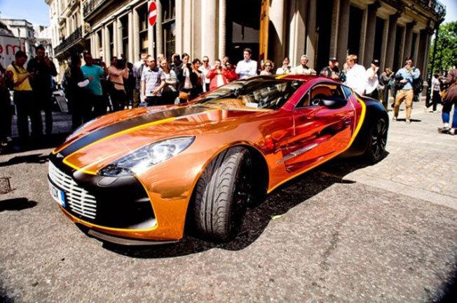 Dünyanın En Lüks Otomobilleri Tek Yarışta - Gumball 3000 - 4