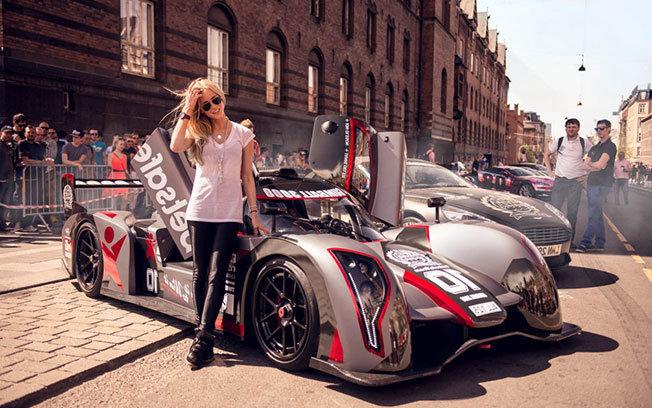 Dünyanın En Lüks Otomobilleri Tek Yarışta - Gumball 3000 - 6