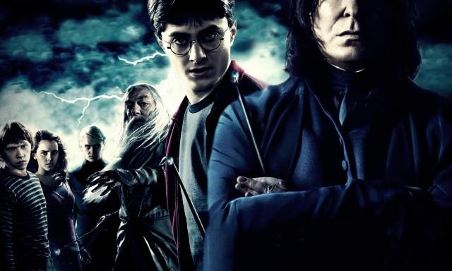Dünyanın En Pahalı Filmleri - Harry Potter