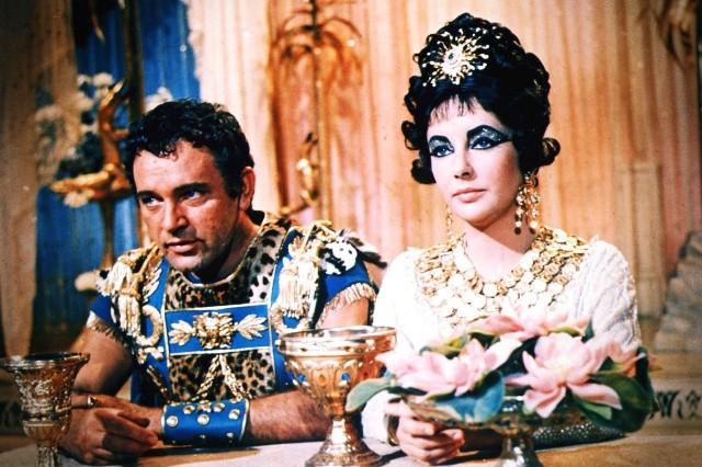 Dünyanın En Pahalı Filmleri - Cleopatra