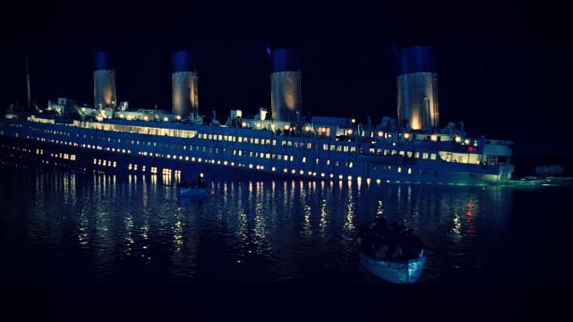 Dünyanın En Pahalı Filmleri - Titanik