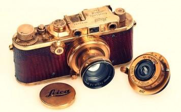 Dünyanın En Pahalı Fotoğraf Makineleri