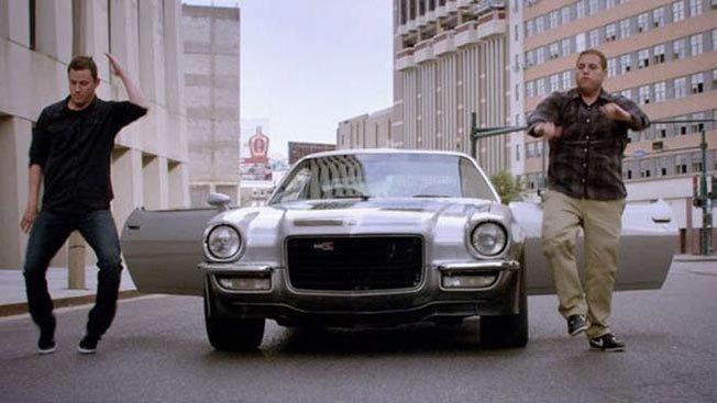 Filmlerde Parçalanan Lüks Araçlar - Chevrolet Camaro