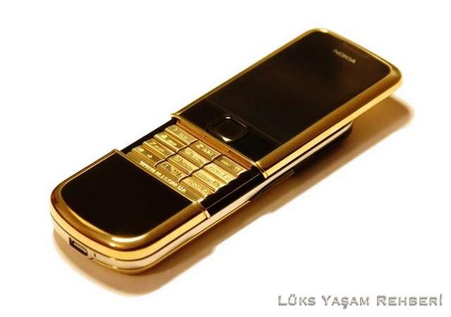 Gold Edition Nokia 8800