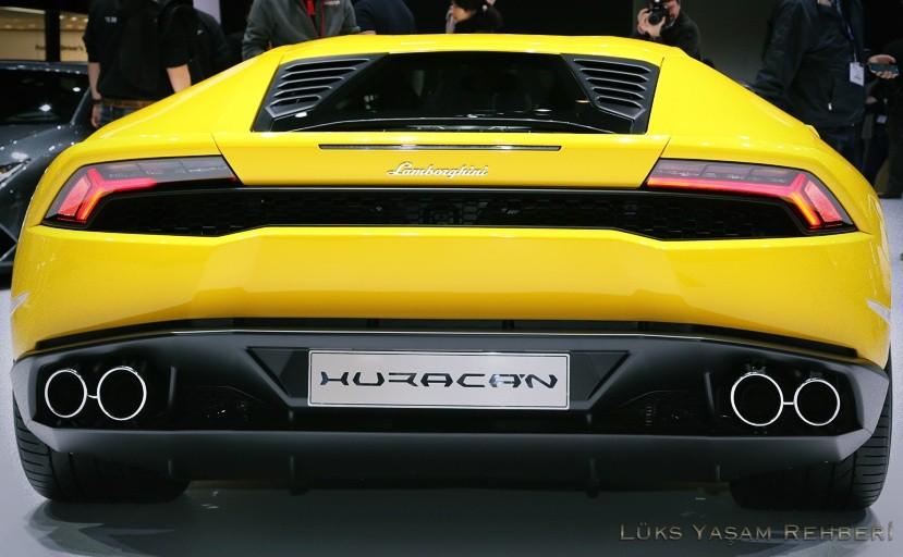 Lamborghini Huracan - 1