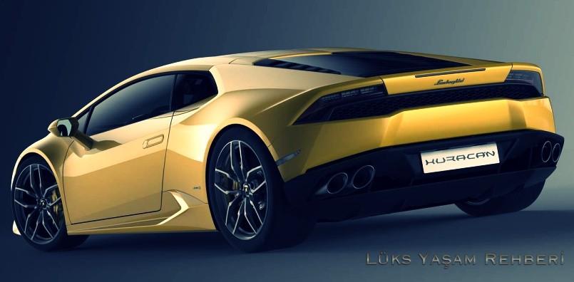Lamborghini Huracan - 2