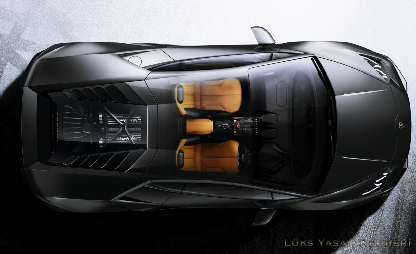 Lamborghini Huracan - 4