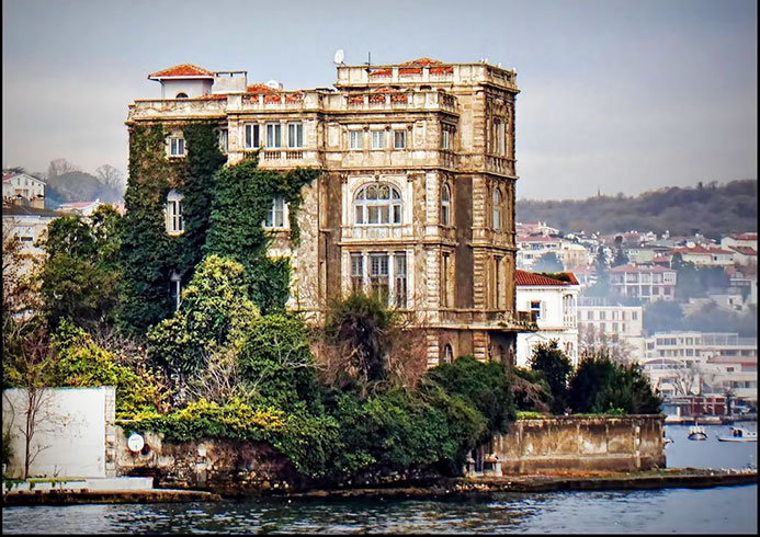 İstanbul'un En Pahalı Yalıları -Tophane Müşiri Zeki Paşa Yalısı