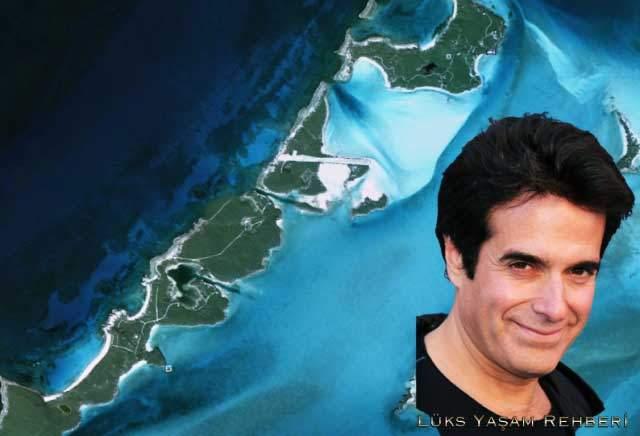 David Copperfield Adası