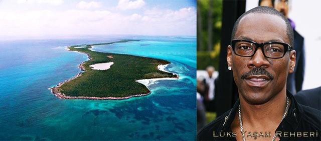 Eddie Murphy Adası