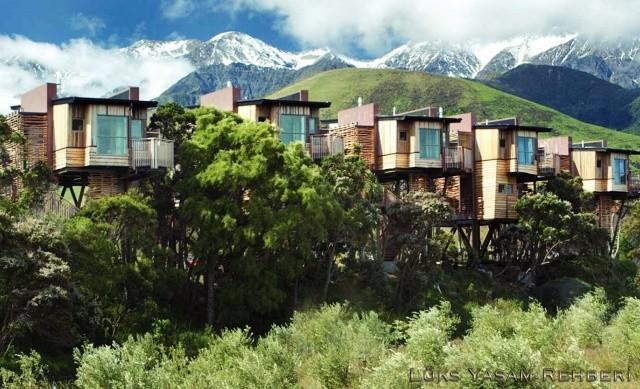 Hapuku Lodge, Yeni Zelanda