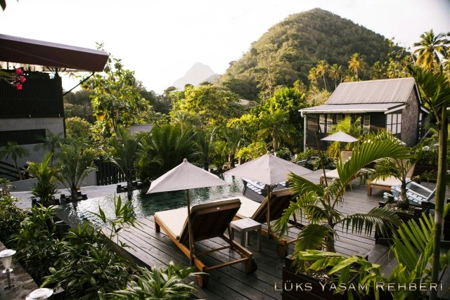 Hotel Chocolat, Santa Lucia