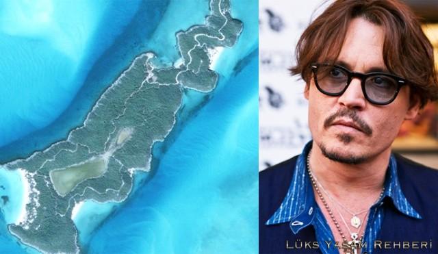Johnny Depp Adası