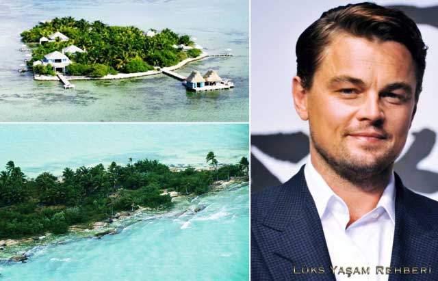 Leonardo DiCaprio Adasi