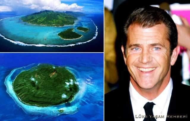 Mel Gibson Adası