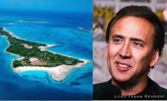 Nicolas Cage Adası