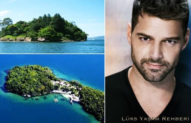 Ricky Martin Adası