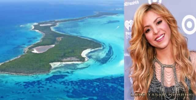 Shakira Adası