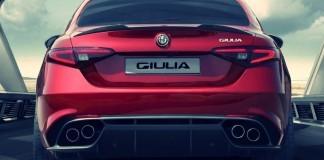 Giulia Quadrifoglio - 1