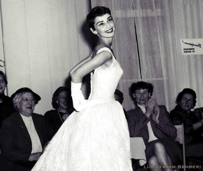 Audrey Hepburn Oscar Töreni