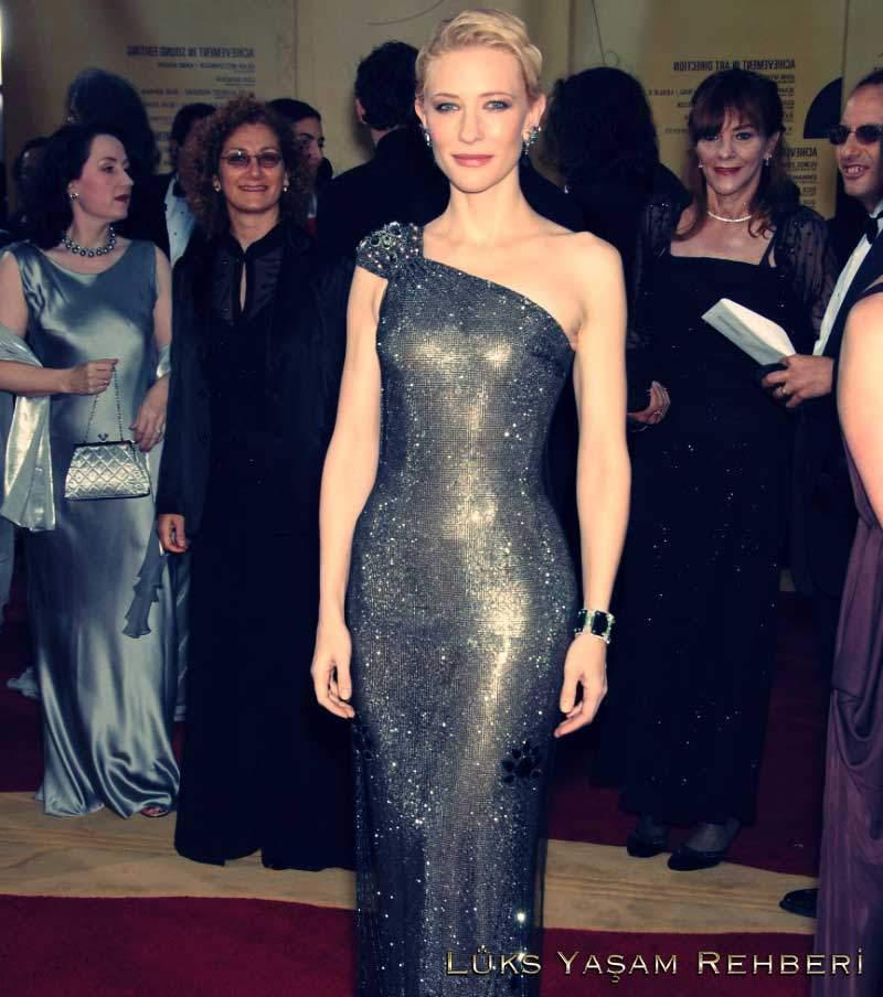 Cate Blanchett Oscar Töreni