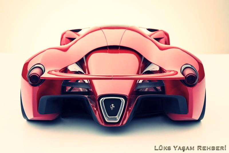 Ferrari F80 Konsept - 3