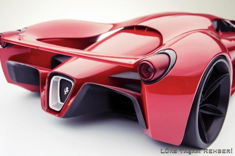 Ferrari F80 Konsept - 5