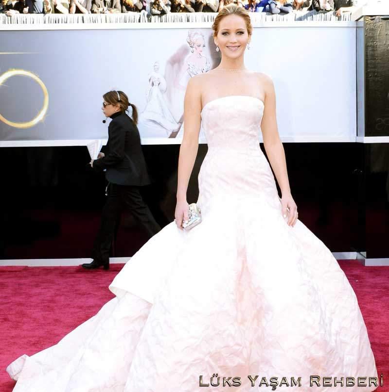 Jennifer Lawrence Oscar Töreni