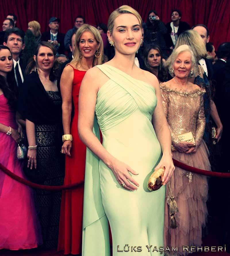 Kate Winslet Oscar Töreni