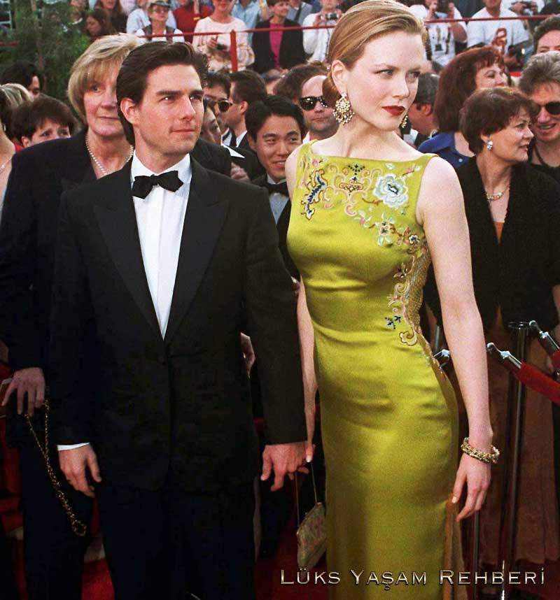 Nicole Kidman Oscar Töreni