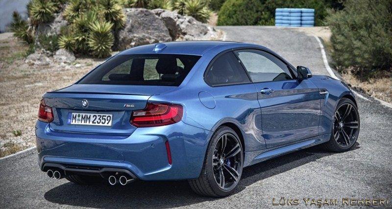 2016 BMW M2 Arka Görünüm