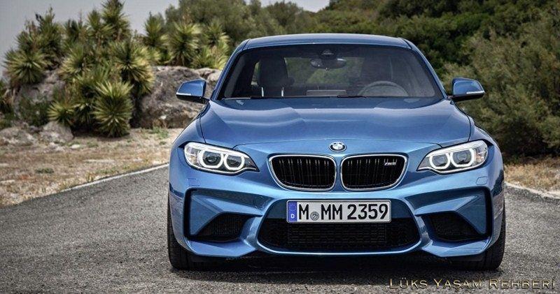2016 BMW M2 Ön Görünüm