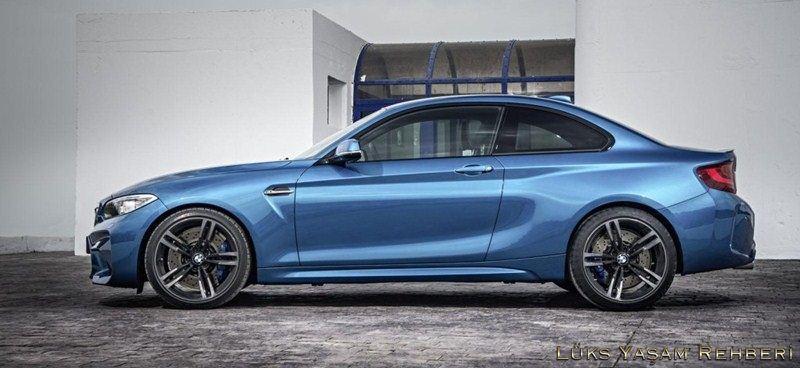 2016 BMW M2 Ön Yan Görünüm