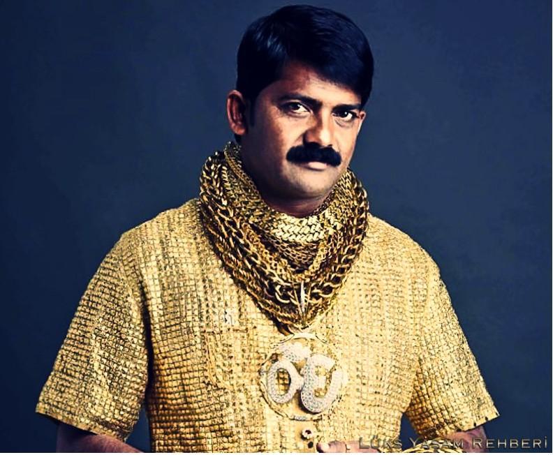 Altın Gömlek