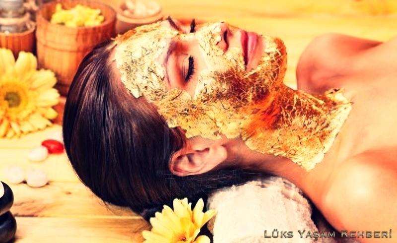 Altın Yüz Maskesi