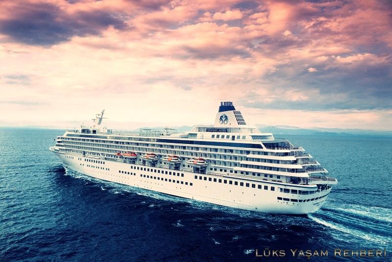 Crystal Serenity Cruise - 1