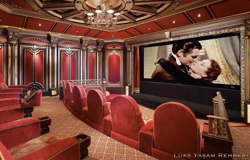 Özel Sinema Salonu