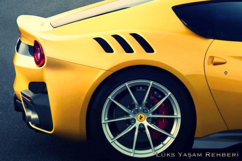 Ferrari F12 TDF - 7