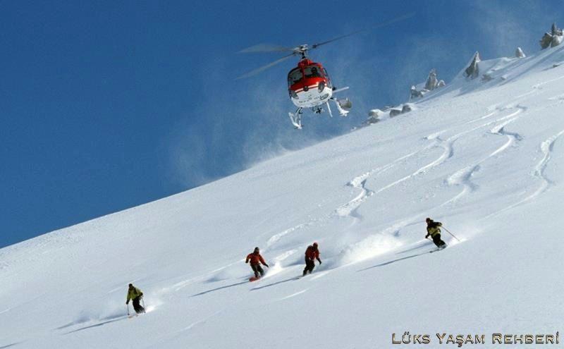 Helikopter Kayağı