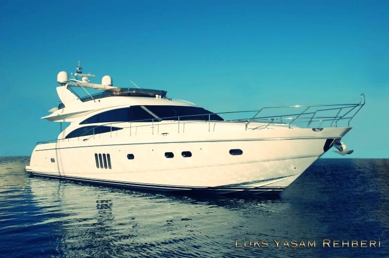 Lüks Tekne Kiralama - 2