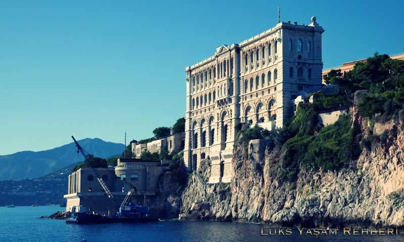 Oceanographic Müzesi - 1