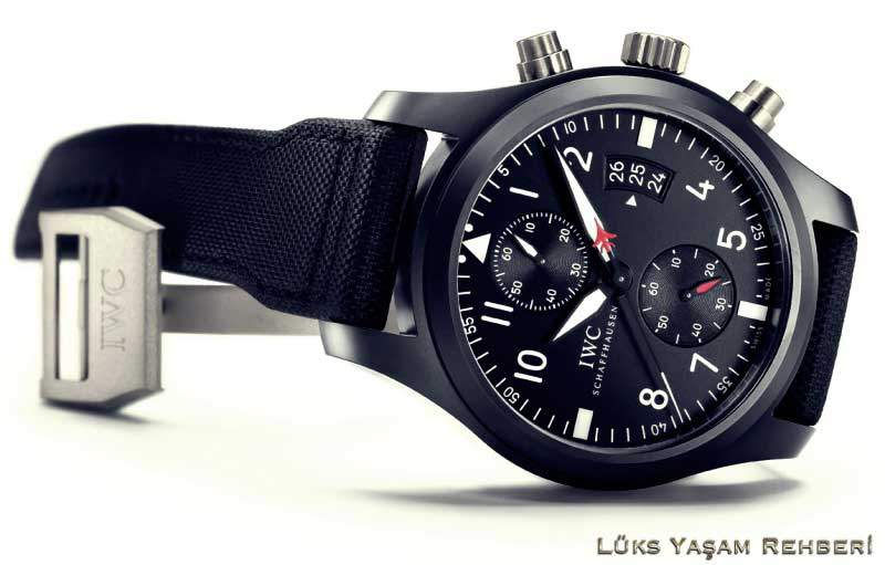 The Bourne Legacy - IWC Pilot Double