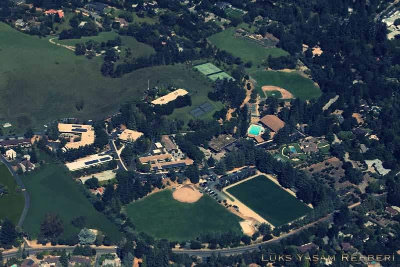 Woodside Priory Okulu - Kaliforniya