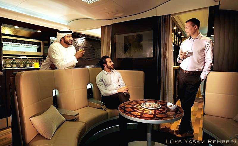 Etihad Airways Lobi