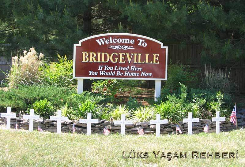 Bridgeville, California