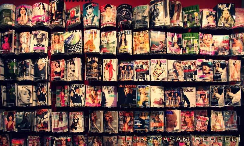 Dergi Kültürü